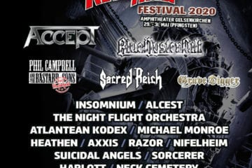 Rock Hard Festival: 5 neue Bands im Billing