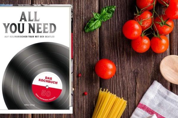 All you need: Auf kulinarischer Tour mit den Beatles