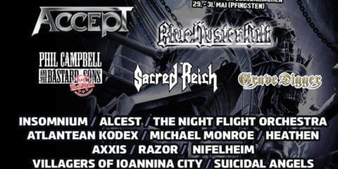 Rock Hard Festival 2020: das Billing ist fast komplett