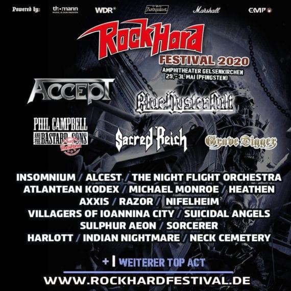 Rock Hard Festival 2020: neues Statement zum diesjährigen Festival