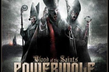 """Powerwolf: Video der neuen """"Werewolves Of Armenia""""-Version und """"Blood Of The Saints"""" auf Vinyl"""