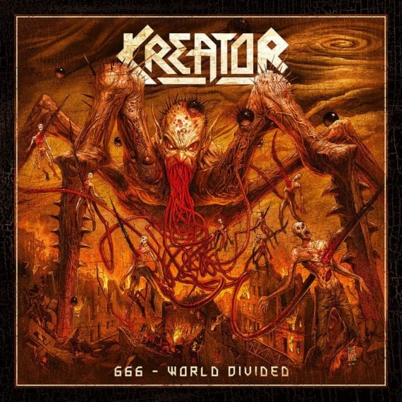 Kreator: Neuer Song '666 - World Divided' online