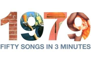1979 - 1986 in jeweils 50 Songs und 3 Minuten