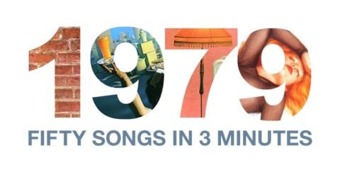 1979 - 1986 in jeweils 50 Songs und 3 Minuten