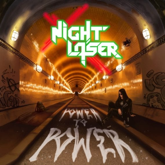 "Night Laser: Erste Video-Single ""Street King"" feat. Gerre (Tankard) online"