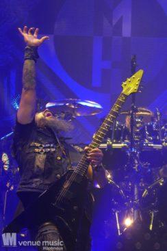Fotos: Machine Head - 14.10.2019 - Ruhrcongress, Bochum