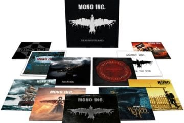 "Mono Inc.: Vinyl-Komplettbox ""The Sound of the Raven"" veröffentlicht"