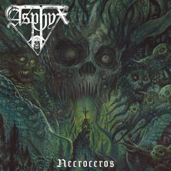 """Asphyx: Neues Album """"Necroceros"""" - Live Stream Konzert am Samstag"""