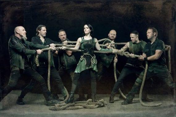 "Van Canto: neues Album ""To The Power Of Eight"""