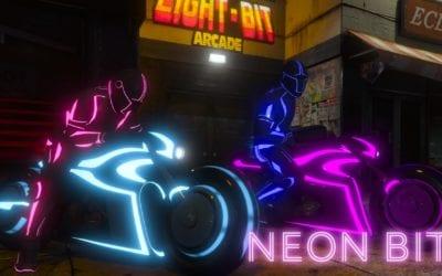 """Neon Bits - GTAV-Video zum Song """"Lightrace"""" veröffentlicht"""