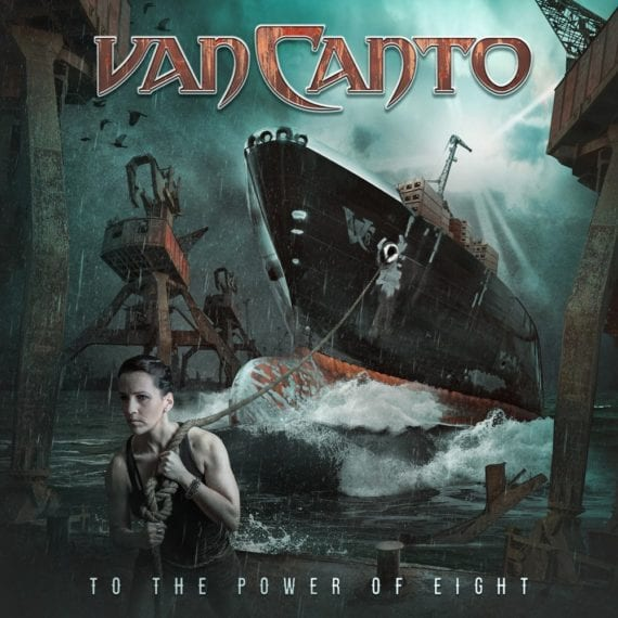 "Van Canto: neues Album ""To The Power Of Eight"""