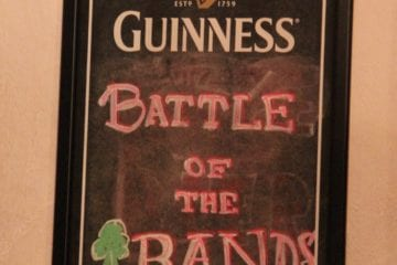 Old Murphy's Battle of the Bands Heat #4: Band-Absagen