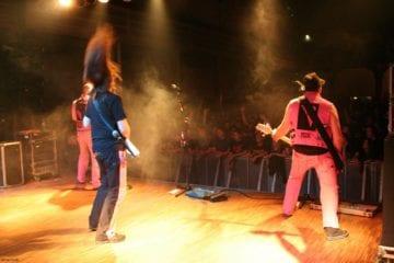Fotos: J.B.O., The New Black - Festhalle Durlach, Karlsruhe - 13.05.2010